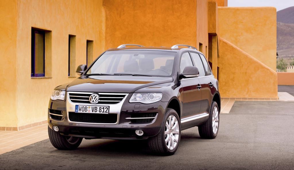 Gebrauchtwagen-Check: VW Touareg (2002-2010) - In Würde alterndes Wüstenschiff