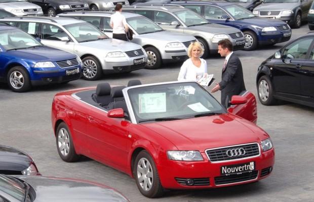 Gebrauchtwagen: Rolle rückwärts bei Audi