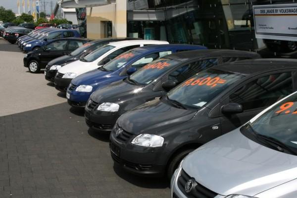 Gebrauchtwagenpreise leicht gestiegen