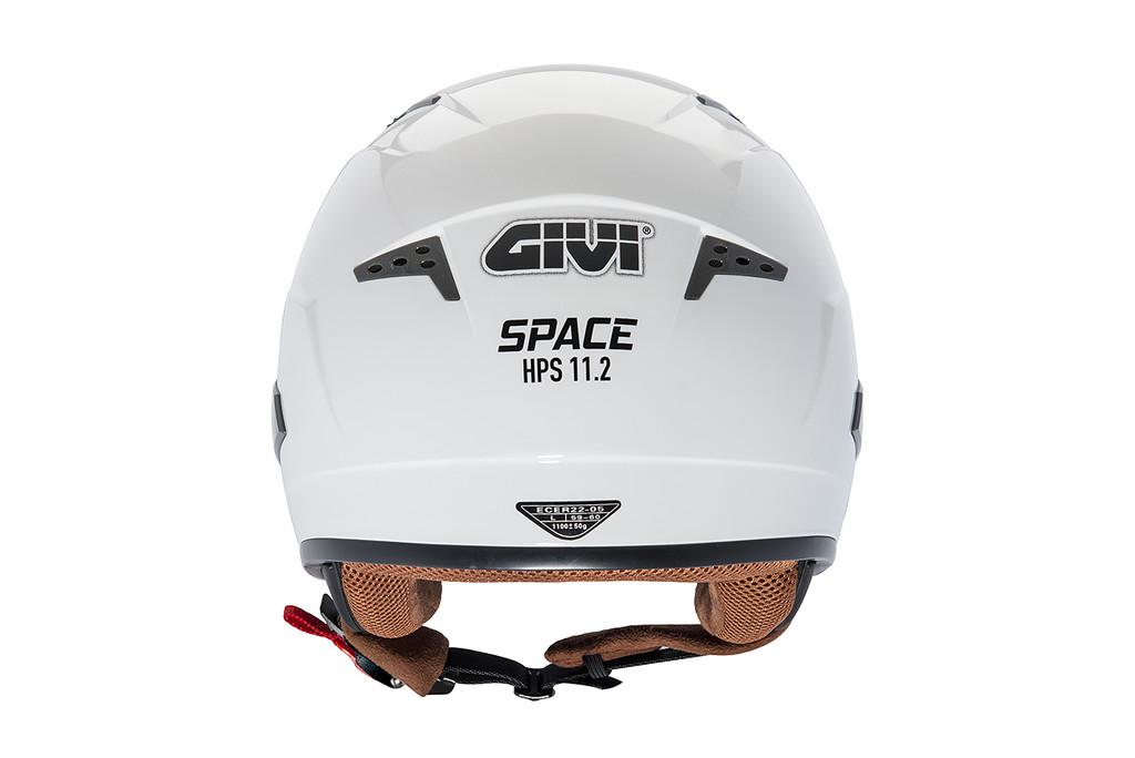 Givi 11.2 Space: Wenn's unter der Sitzbank eng wird