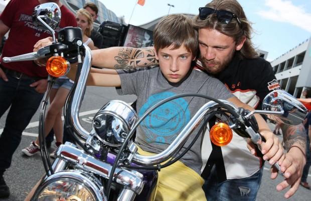Harley-Davidson präsentiert neue Modelle