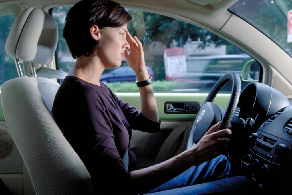 Hitzestau im Auto: Einfach cool bleiben
