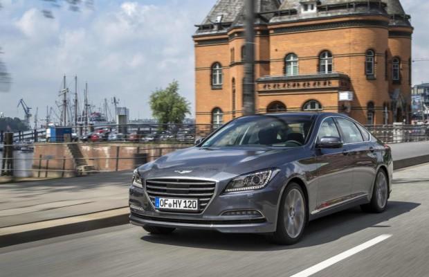 Hyundai: Genesis ist gut fürs Image