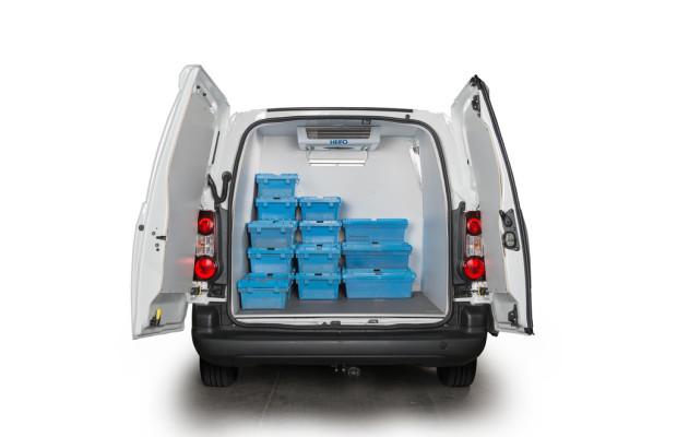 IAA Nutzfahrzeuge 2014: Citroen Berlingo für den Medikamententransport