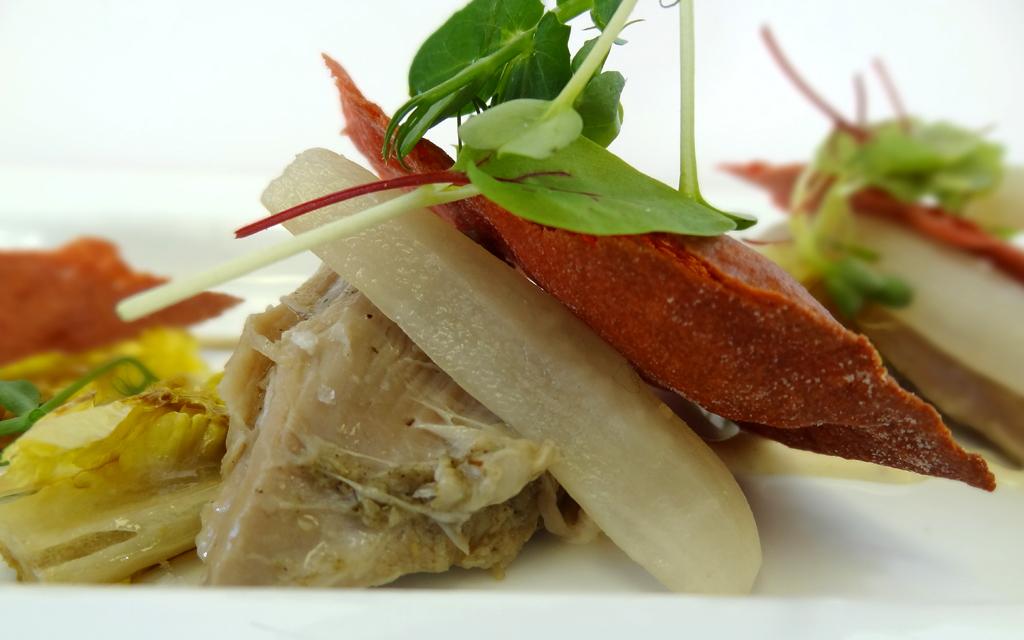 Im Grandhotel Lienz wird auch kreative Gourmetküche zelebriert.