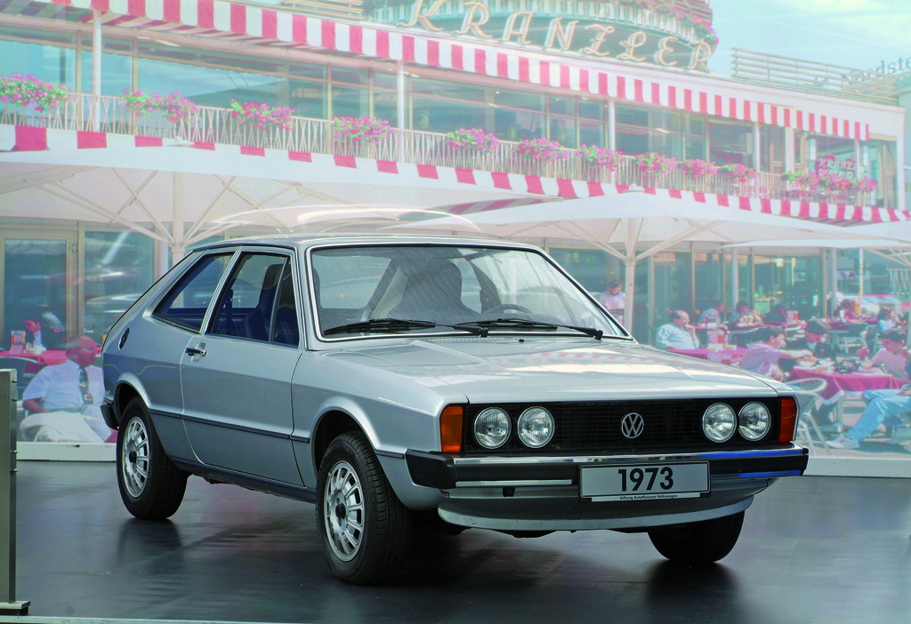 Im Rückspiegel: 40 Jahre VW Scirocco