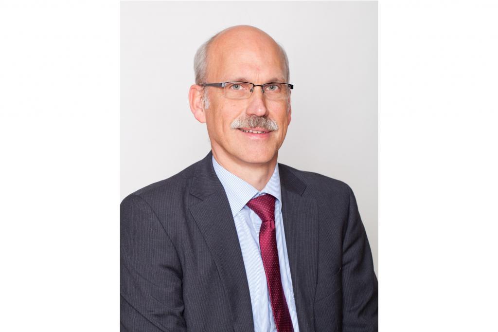 Jrgen Gerhardt, Diesel-Experte beim Automobilzulieferer Bosch