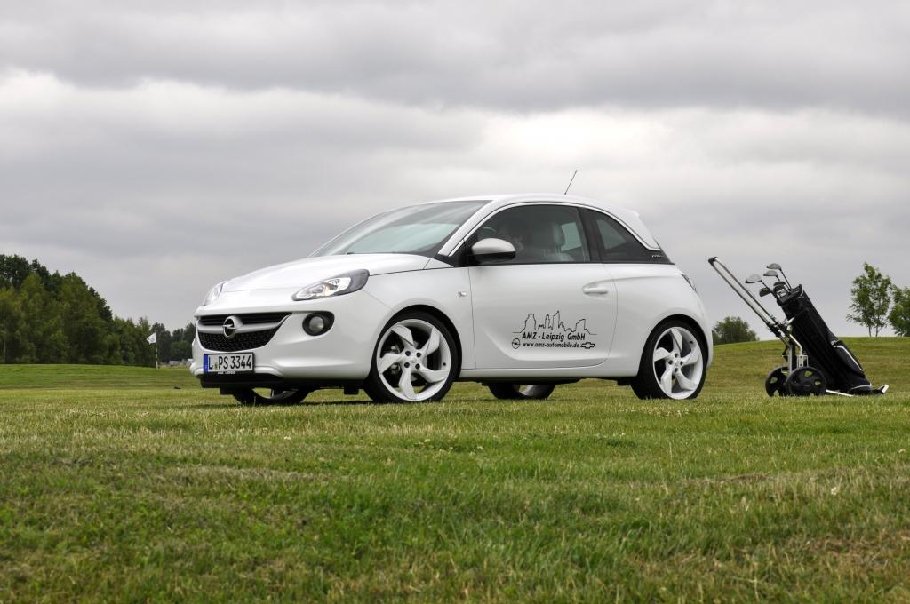 Kandidat 3: Opel Adam
