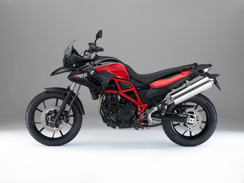 Keyless Ride bei BMW-Motorrädern