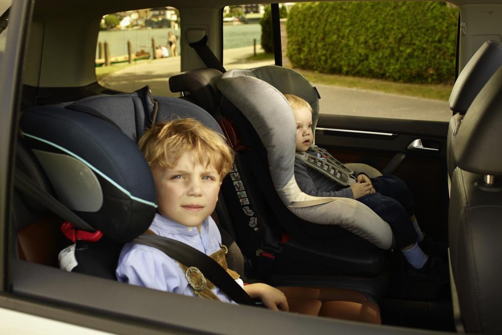 Kindersitze: Viele Eltern haben Wissenslücken