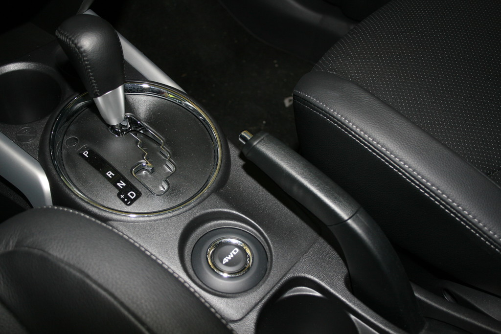 Kurztest Mitsubishi ASX 2.2 DI-D Automatik: Bis auf die Metalliclackierung komplett