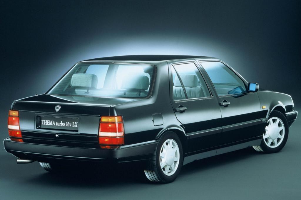 Lancia Thema Turbo 16 VLX ab 1988