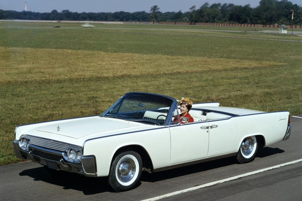 Lincoln Continental 1961, Foto © Ford