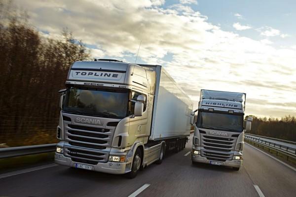 Lkw-Maut - Lastwagen zahlen kurzfristig weniger