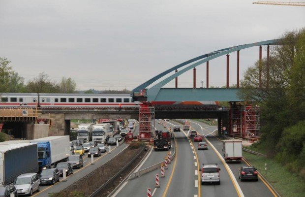 Marode Brücken und kein Ende