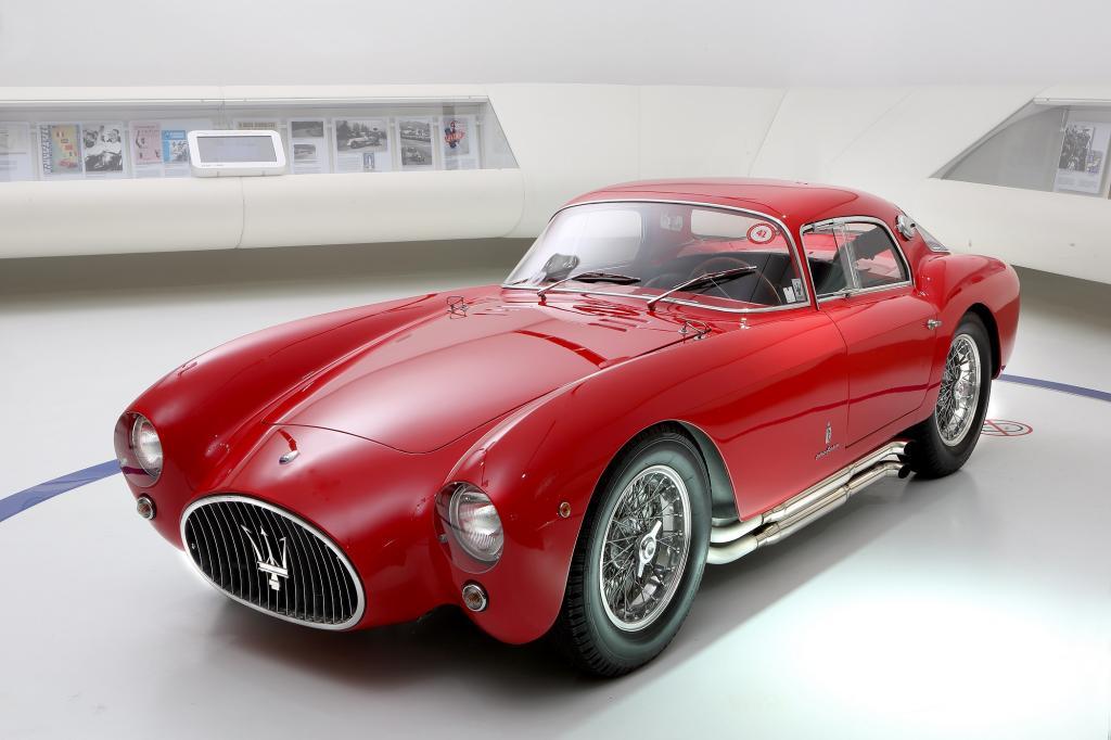 Maserati A6, das erste Serienmodell des Herstellers
