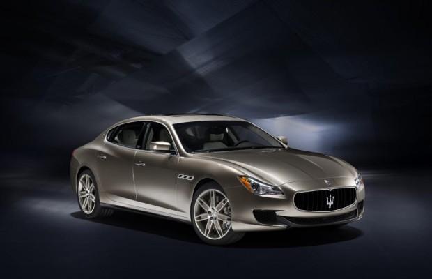 Maserati - die Marke der Turbo-Eleganz