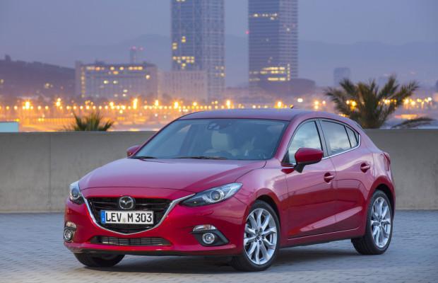 Mazda legt europaweit um 23 Prozent zu