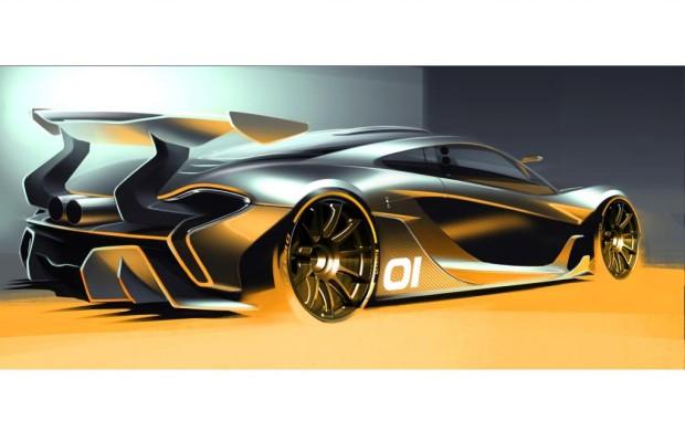Mc Laren P1 GTR - Der wohl schnellste Zweitwagen der Welt