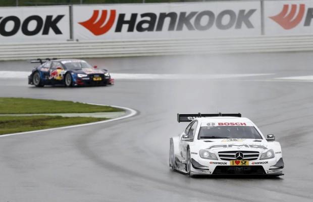 Mercedes: Auch die C-Klasse rollt mit Hankook