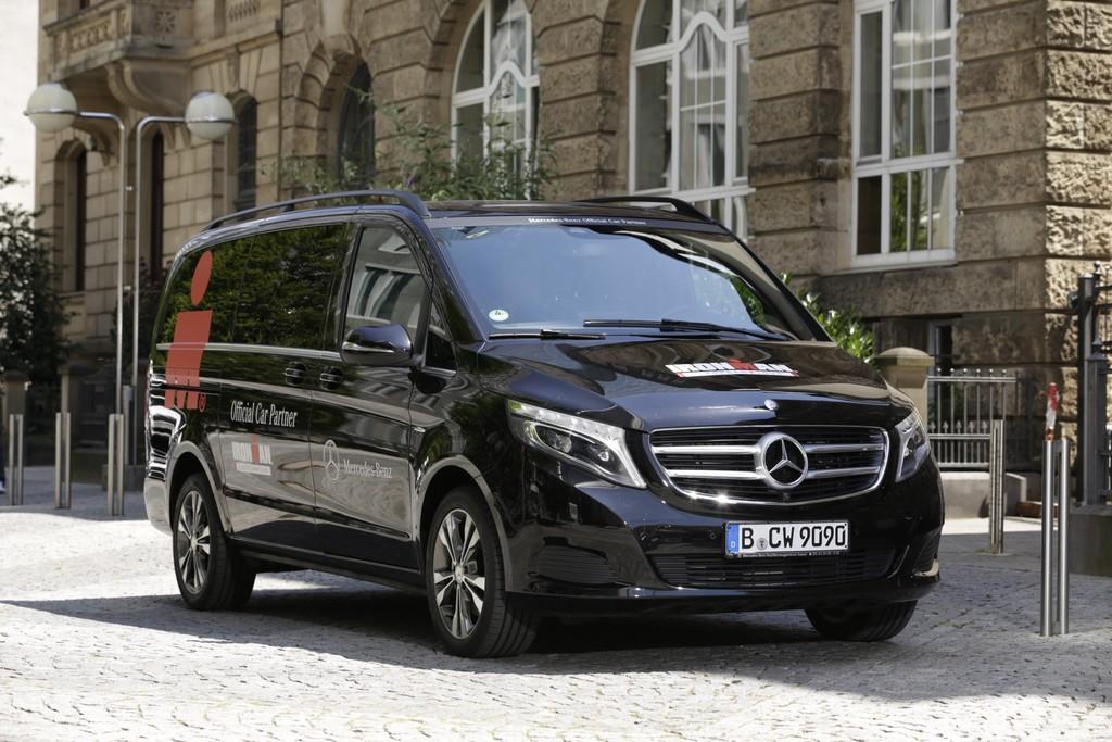 Mercedes-Benz V-Klasse bei
