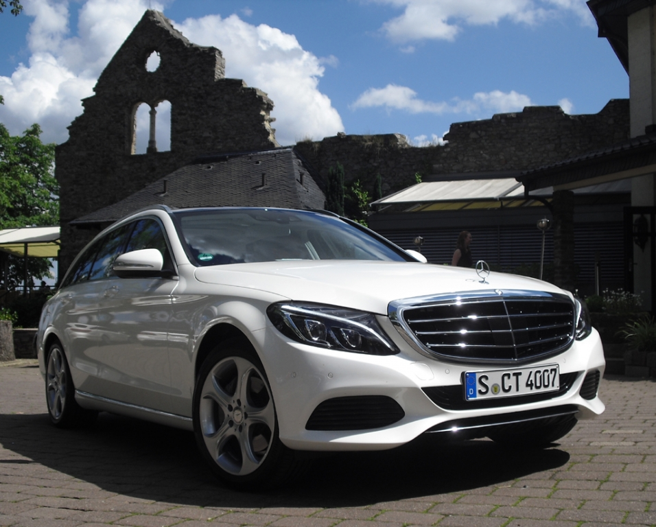 Mercedes C-Klasse T-Modell: Die Einführung erfolgt im September.