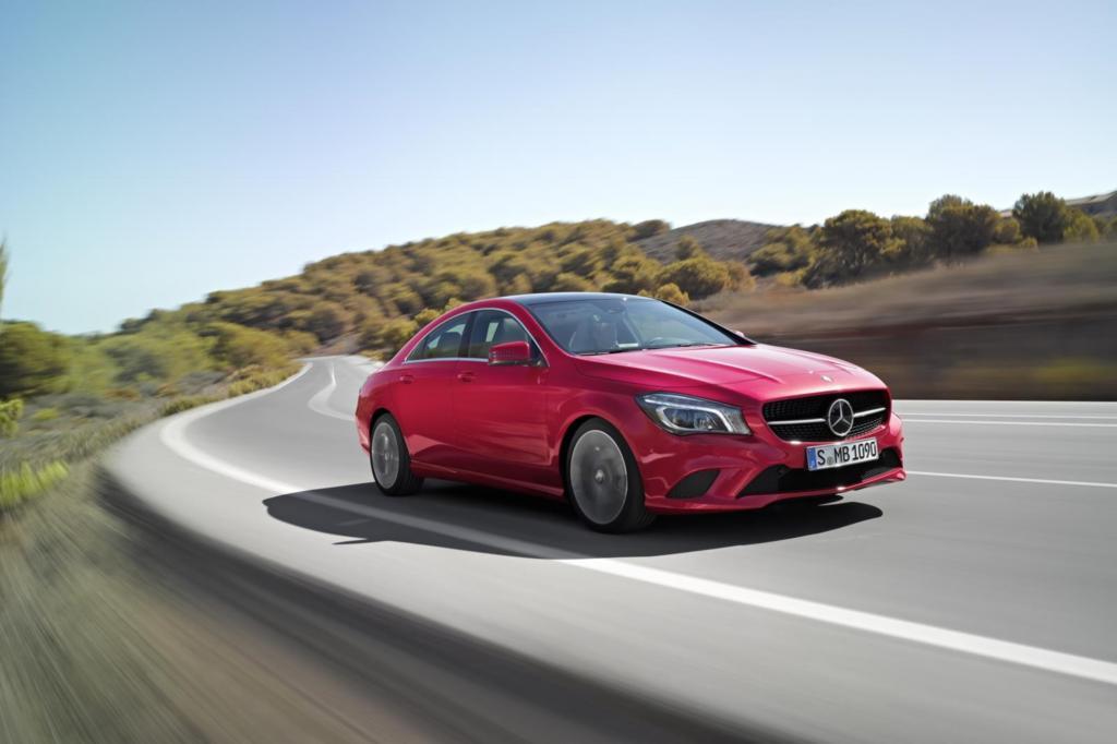 Mercedes CLA und GLA - Neue Motoren und mehr Allrad