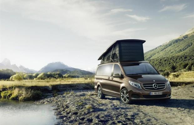 Mercedes Marco Polo  - Camper mit Komfort