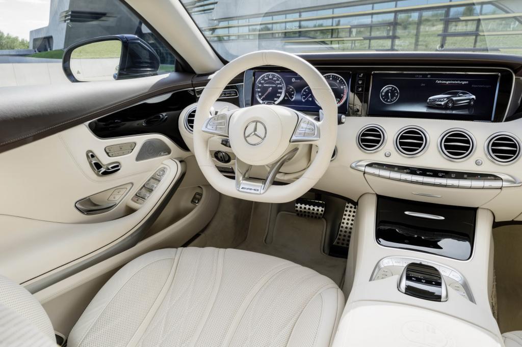 Mercedes S 65 AMG Coupé