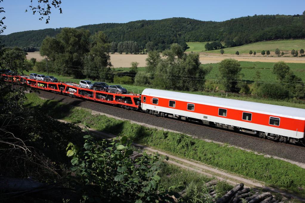 Milliardenhilfe für marode Deutsche Bahn
