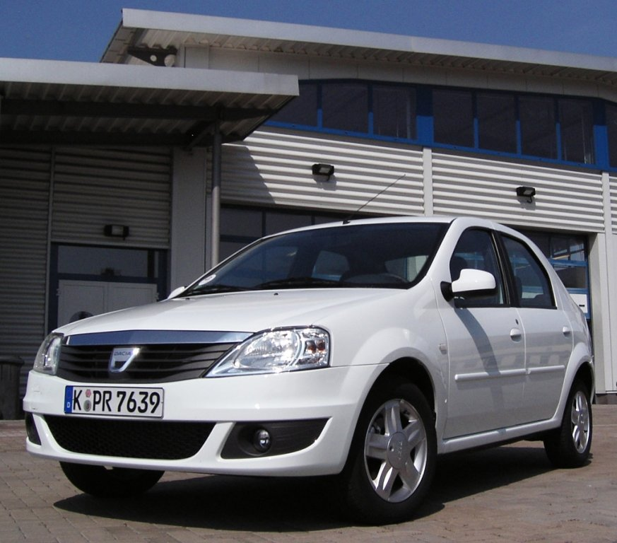 Mit Alternativantrieb: Flssiggas-Dacia