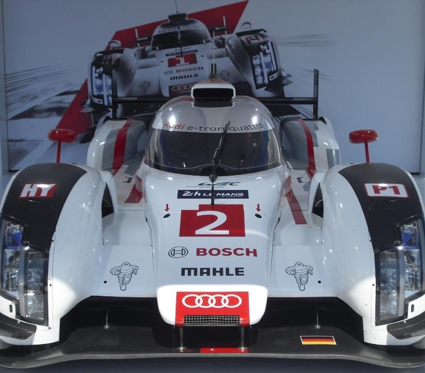 Mit Diesel: Audi-Le-Mans-Renner mit 4,0-Liter-V6-TDI