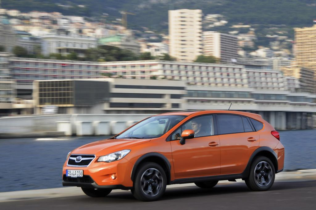 Mit dem XV wagt Subaru etwas Lifestyle