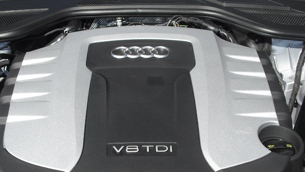 Mit elektrischem Verdichter: Audi A6 TDI Concept