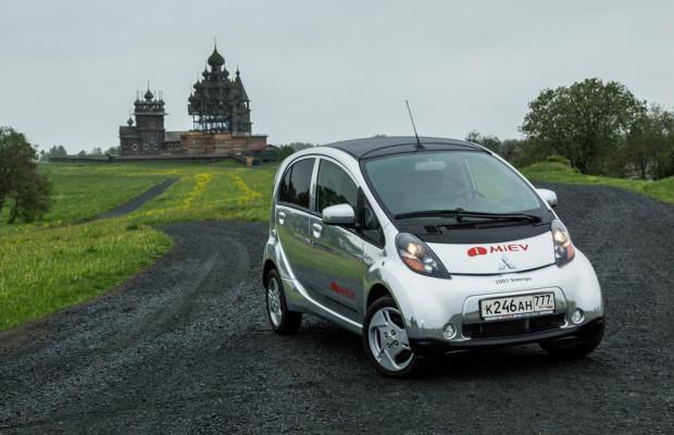 Mitsubishi-Elektromodelle in russischem UNESCO-Schutzgebiet Kischi