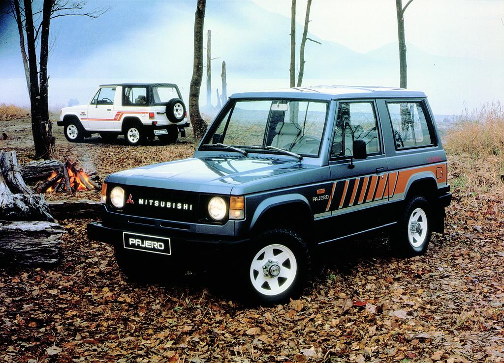 Mitsubishi-Modelle bleiben durchschnittlich 22 Jahre auf der Straße