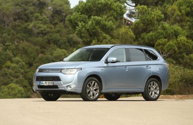 Mitsubishi steigert Absatz um 23 Prozent