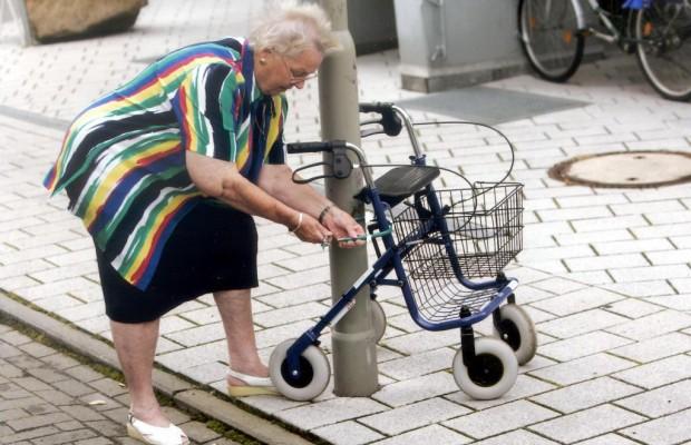 Mobilität: Sicher unterwegs mit dem Rollator