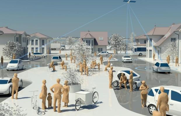 Mobilitätsforschung: deutsch-amerikanisches Spitzenteam