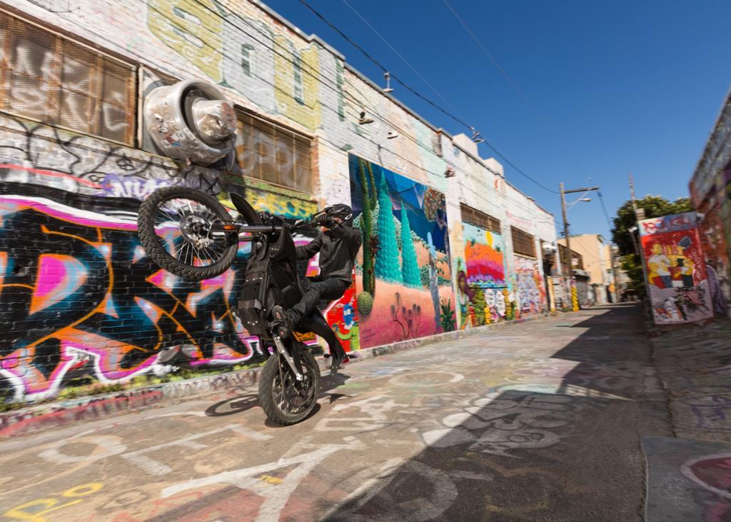 Motorrad: Zero FX ZF 2.8 und ZF 5.7 - Ein Fahrspaß der anderen Art