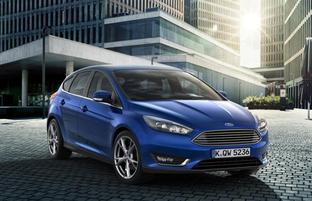 Neuer Ford Focus: Notbremse bis Tempo 50