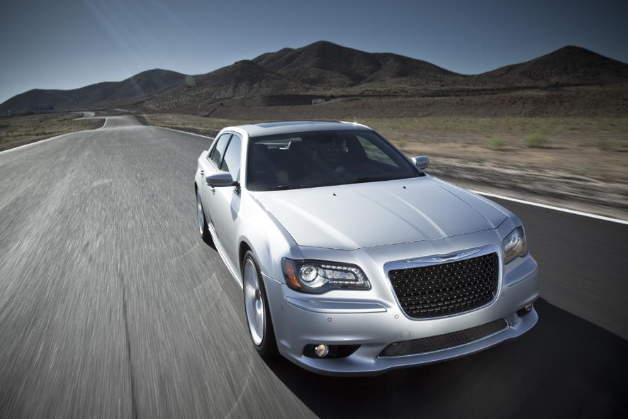Neuer Look für den Chrysler 300