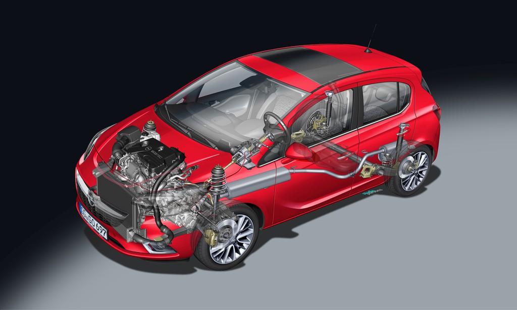 Neuer Opel Corsa soll Maßstäbe setzen