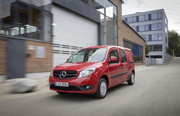 Neues Finanzierungsangebot für den Mercedes Citan