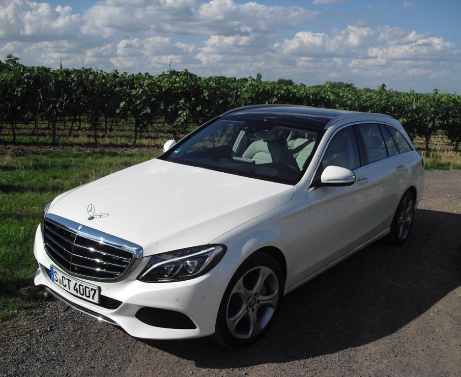 Neuvorstellung Mercedes C-Klasse T- Modell: Mit Lustfaktor ab September - Bild (12)