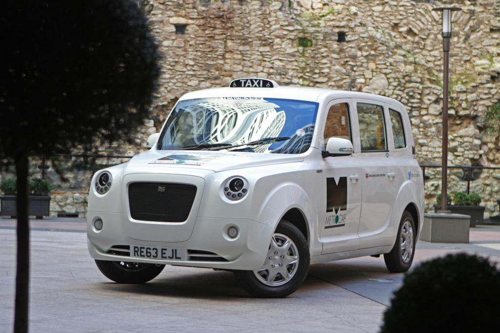 New Metrocab für London