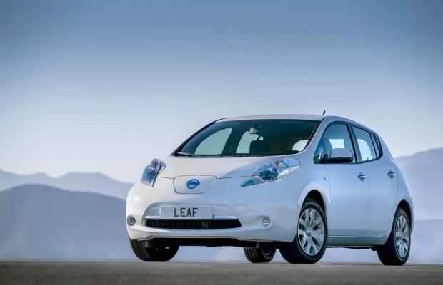 Nissan Leaf gewinnt Umweltpreis
