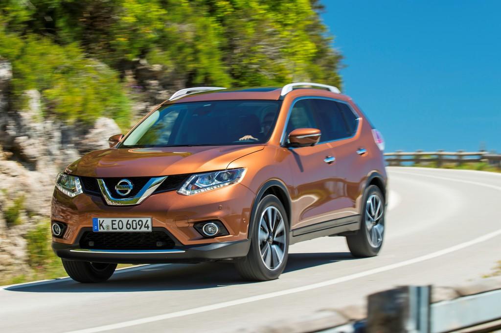 Nissan X-Trail kommt in den Handel