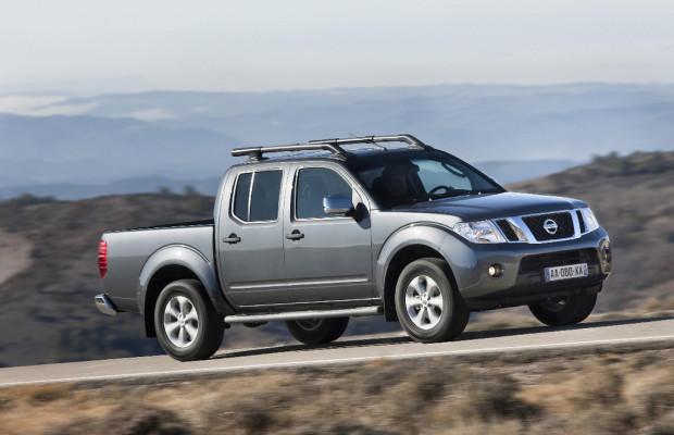 Nissan erreicht 2,3 Prozent Marktanteil bei Nutzfahrzeugen