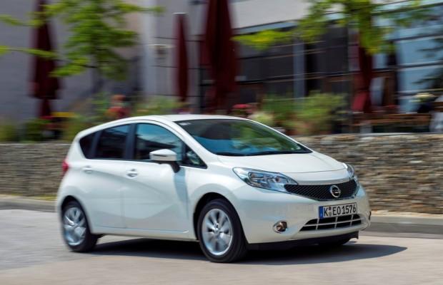 Nissan wachstumsstärkste Volumenmarke